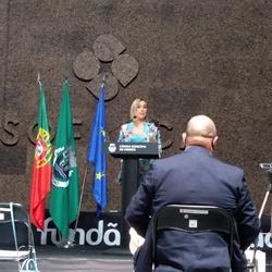 Imagem: Isabel Ferreira - Secretária de Estado da Valorização do Interior