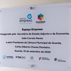 Imagem: Inauguração do Espaço Empresa
