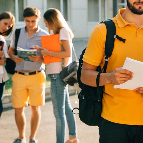 Imagem: REGULAMENTO Bolsas de Estudo Ensino Superior