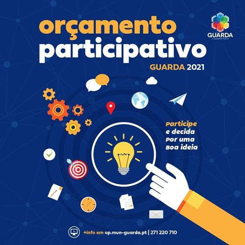 Imagem: ORÇAMENTO PARTICIPATIVO 2021